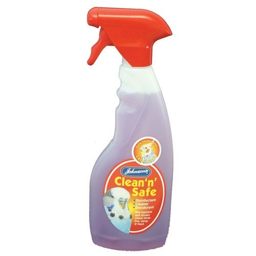 Cheap Pet-Bliss Clean 'N' Safe For Birds Trigger Spray 500Ml – Johnson'S (Tp)(Jcsb) (B006LO894I)