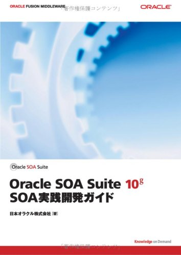 Oracle SOA Suite 10g SOA実践開発ガイド