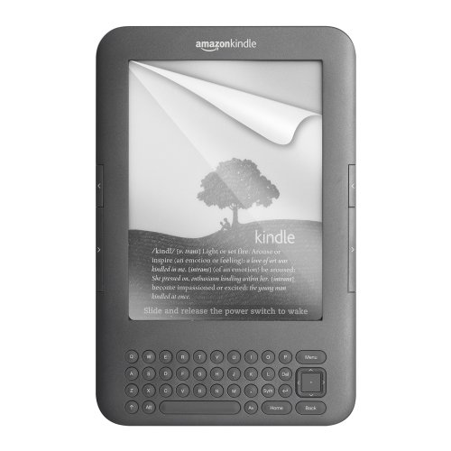 Marware Kindle Screen Protectors, 2-Pack (Fits Kindle Keyboard)