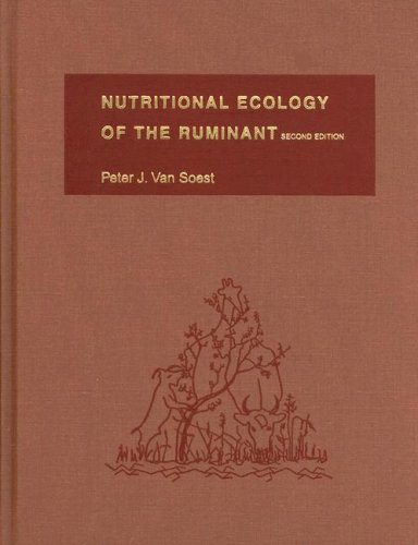 Nutritional Ecology of the Ruminant (Comstock Book)