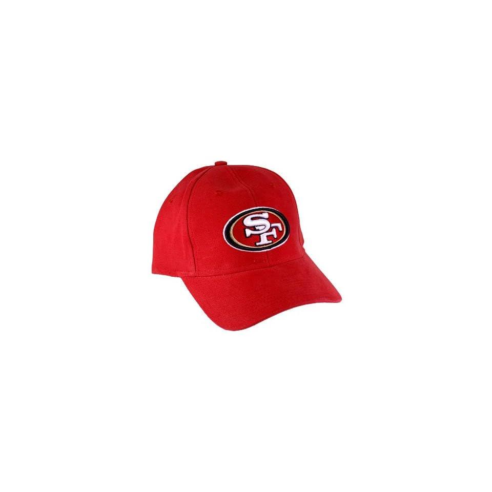 OFFICIAL NFL SAN FRANCISCO 49ERS MAROON REEBOK HAT CAP