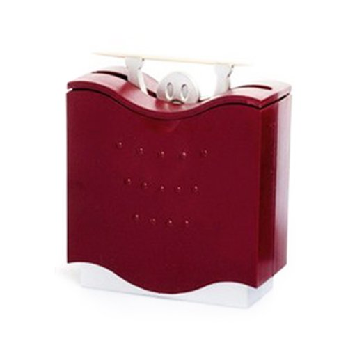 L-Zone Red Senior Toothpicks People Toothpick Holder Toothpick Stand Gift