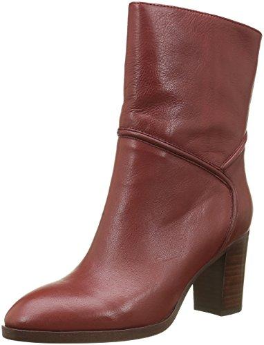 Jb MartinXilone - Stivali classici alla caviglia Donna , Arancione (Orange (Veau Velvet Acajou)), 37