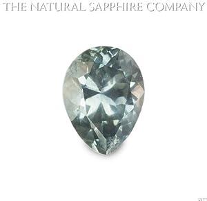 Natural Untreated Bluish Green Sapphire, 0.74ct. (U3777)