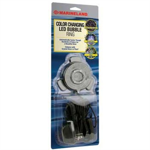 Marineland ML90532 LED Bubble Ring - Auto Color