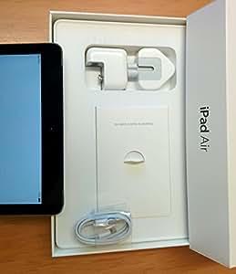 """Apple iPad Air WIFI CELLULAR 32 GB Grau - 9,7"""" Tablet - 1,3 GHz 24,6cm-Display, MD792FD/A"""