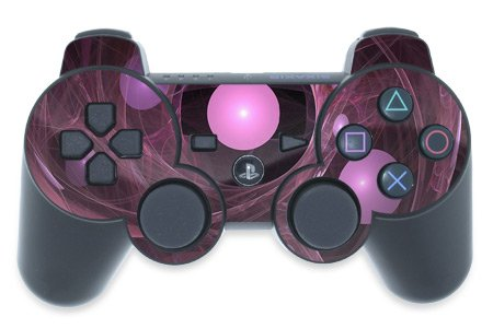 Mygift Beginning Design Ps3 Playstation 3 Controller Protector Skin Decal Sticker