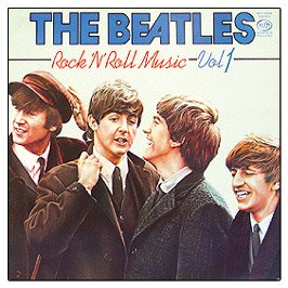 Beatles and Rock and roll music n°1