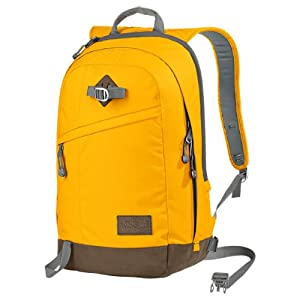 Jack Wolfskin Rucksack Kings Cross, Burly Yellow, 50 x 29 x 17 cm, 24 Liter, 2003281-3800