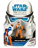 Star Wars Legacy Collection Saga Legends Luke Skywalker X-Wing