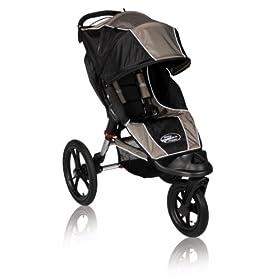 (明星)Baby Jogger Summit XC 婴儿推车, Sand/Black,371.25刀