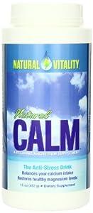 Natural Vitality Natural Magnesium Calm -- 16 oz