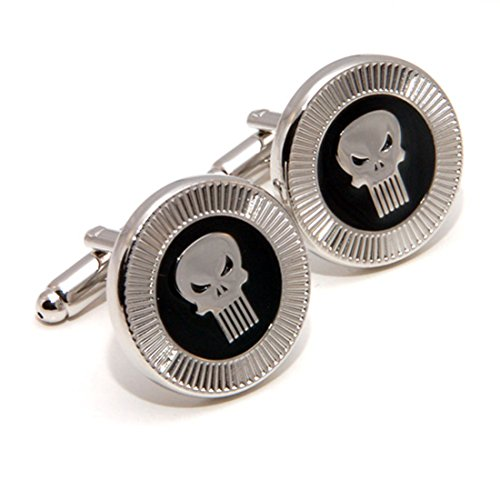 Punisher Cufflinks w/ Box