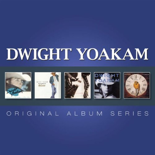 DWIGHT YOAKAM - Just Dwight: Live In Concert [ - Zortam Music