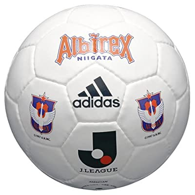 adidas(アディダス) J リーグサインボール アルビレックス新潟 [ Albirex NIIGATA ] AMS21AN