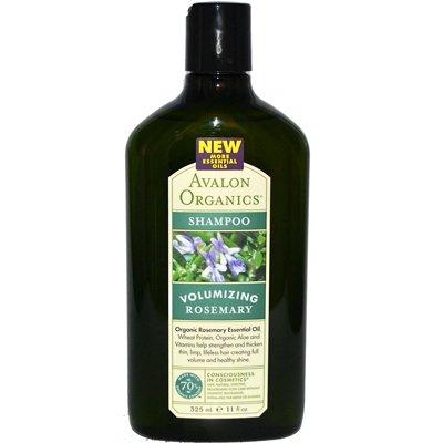 Avalon Organic Botanicals - Avalon Organics Volumizing Shampoo Rosemary - 11 Fl Oz - Pack Of 1