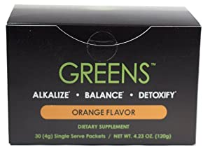 It Works! Greens on the Go, 30 Count, Orange