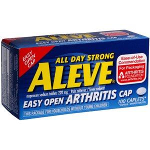 Aleve Arthritis Capsules 100 Capsules Ehouseholds Com