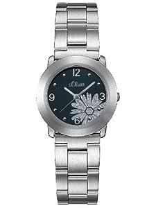 s.Oliver Damen-Armbanduhr SO-1958-MQ