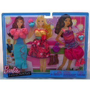 mattel w  barbiefashionistas barbie