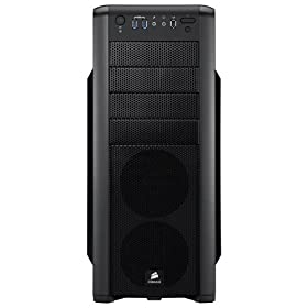 Corsair Carbide Series 400R Mid Tower Gaming Computer Case - CC-9011011-WW