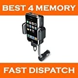 FM Transmitter Car Kit For Apple iPhone 3G 3GS & iPod Nano Touch Classic