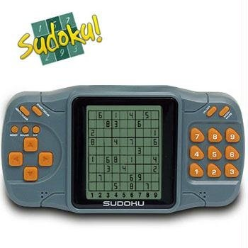 Cheap Fun SUDOKU MP-88 MASTER PUZZLE GAME (B000QWZX8G)