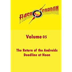 Flash Gordon - Volume 05