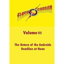 Flash Gordon - Volume 05
