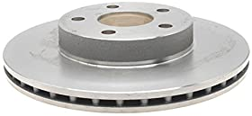 ACDelco 18A407A Advantage Front Disc Brake Rotor