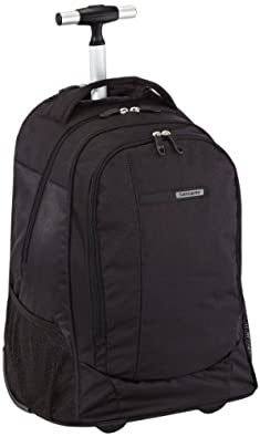 Samsonite Laptoprucksack WANDER-FULL LAPTOP BACKPACK/WH. BLACK