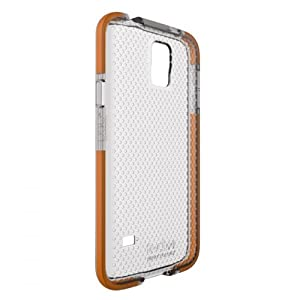 Tech21 Impact Mesh Clear Case for Samsung Galaxy S5 GT-I5500 - Transparent