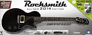 Rocksmith 2014 Edition - Guitar Bundle-Xbox 360