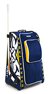 Grit Inc. Foldable HTSE Hockey Tower 33-Inch Buffalo Sabres Navy Blue & Gold... by Grit Inc.