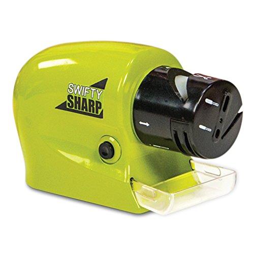 Swifty Sharp Sharpener Scissors Screwdriver Blades, Wireless