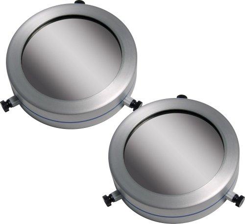 "4.30"" Id Set Of Orion Binocular Solar Filters"