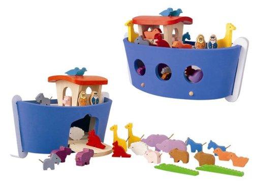 Noah's Ark by Plan Toys - Buy Noah's Ark by Plan Toys - Purchase Noah's Ark by Plan Toys (Plan Toys, Toys & Games,Categories)
