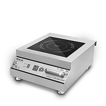 Amazon.com: 5000 Watt Countertop Commercial Induction Cooktop Burner ...