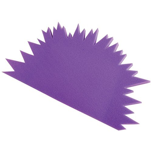 Foam Child Size Spike Purple Mohawk Hat