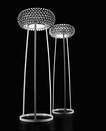 Caboche floor lamp - transparent, Caboche Grande, 110 - 125V (for use in the U.S., Canada etc.)