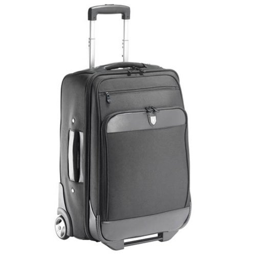 Falcon Laptop Cabin Case FI1002T Black,rolling laptop bags,rolling briefcase, computer bags
