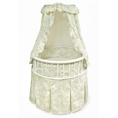 Round Bassinet Sheets