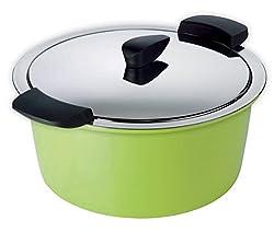 Kuhn Rikon Hotpan Casserole 2 Quart, Green