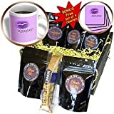 Patricia Sanders Creations - Pink Lips XOXO Kiss - Coffee Gift Baskets - Coffee Gift Basket