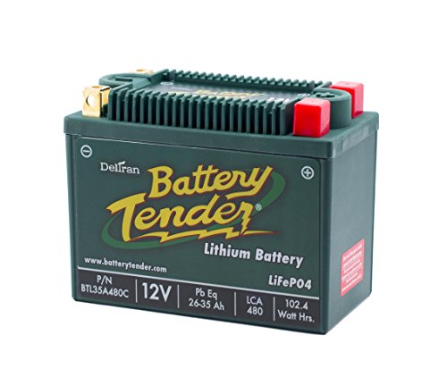 Battery Tender BTL35A480C Lithium Iron Phosphate Battery (Car Battery 800 Cca compare prices)