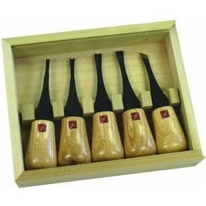 Palm Woodcarving Set (5 Piece)