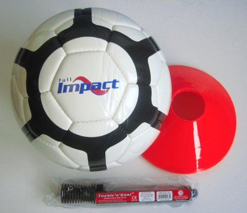 3 Piece Training Football Set