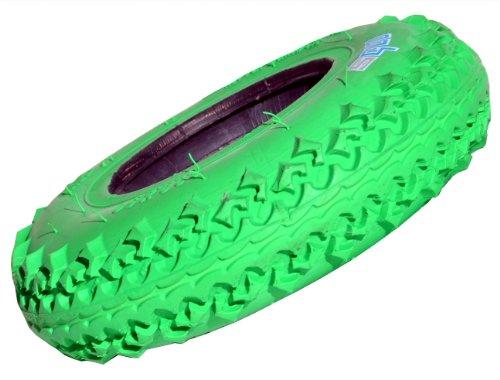 MBS T3 Tire - Green - Single