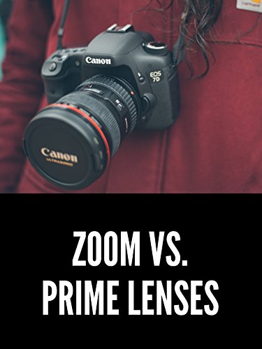 Camera Lenses: Zooms vs. Primes