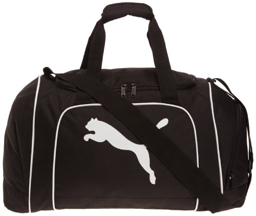Puma Team CAT - Bolsa de gimnasia, Color Negro, Talla M (47...